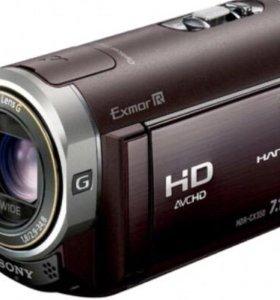 Видеокамера sony hdr-cx350