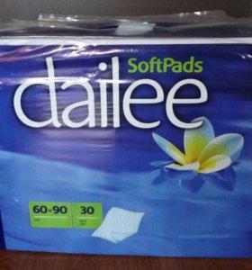 Пеленки Dailee 60 см *9 0 см 30 шт