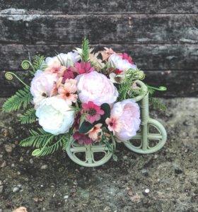 Декор для дома цветы