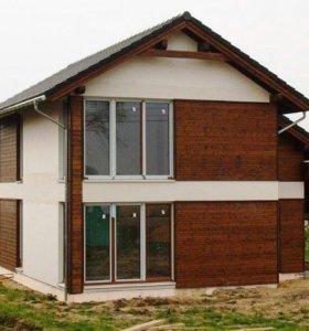 Дом, 119 м²
