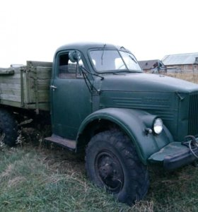 Вездеход ГАЗ-63