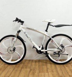 Велосипед на литье БМВ