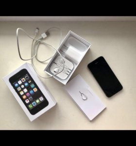 Iphone 5s space gray 32gb
