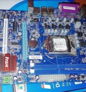 Процессор Intel I5-650 Socket 1156