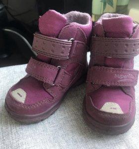Ботинки 21р Super fit