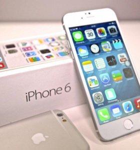 Новый iPhone 6 32g