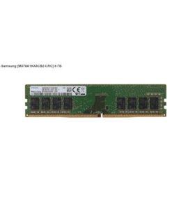 Оперативная память SAMSUNG DDR4 8Gb (M378A1K43CB2