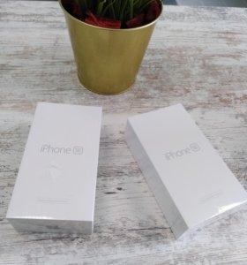 Apple iPhone SE / Ростест / Новые
