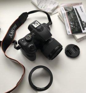 Фотоаппарат Sony Alpha A3500 Kit 18 - 50 Black