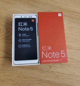 Xiaomi Redmi Note 5 новый