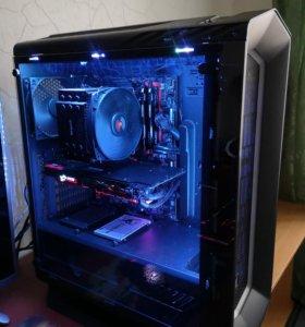 Игровой компьютер: i7:8700, GTX 1070 8GB,