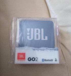 Новая колонка jbl go 2