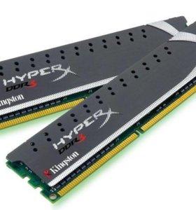 Оперативная память DDR3 Kingston KHX 2133 mHz 4 GB