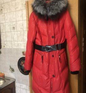 Пальто женское осенне-зимнее