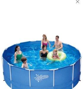 Каркасный бассейн Summer Escapes P20, 366*122 см