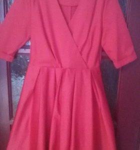 платье Мерлин- Монро