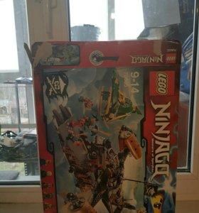Лего коробка