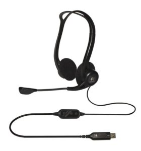 Гарнитура Logitech PC Headset 960 Stereo