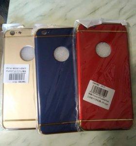 Чехол бампер на iphone 6 plus/6s plus