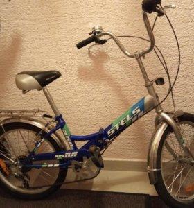 Велосипед STELS-Pilot 350 колеса 20 дюймов