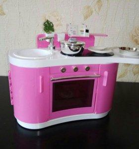 Кухня интерактивная baby born