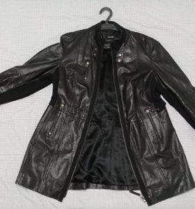 Куртка кожаная (женская)