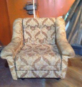 2 Кресла раскладных