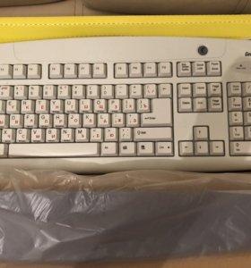 Клавиатура Genius Comfy KB-10X. Новая