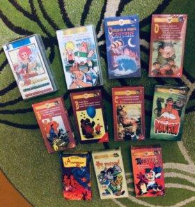 Видео кассеты.🖥