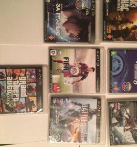 GTA 5 Battlefield 4 Beyond two souls The last of u