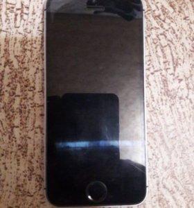 iPhone 5 SE Space Grey 32 GB
