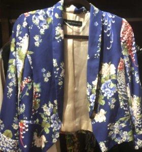 Пиджак жакет новый фирмы Zara