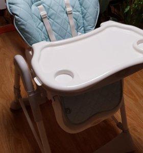 Детский стульчик для кормления Happy Baby William