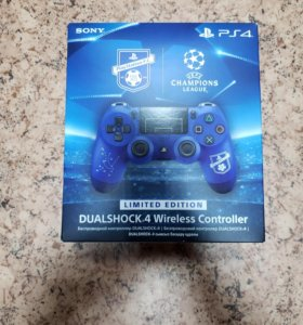 Новый Dualshock 4 v.2 FC Limited Edition