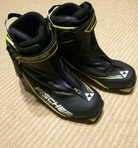 Ботинки лыжные, размер 40