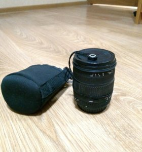 Объектив Sigma 18-125 for Canon