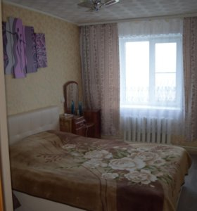 Квартира, 4 комнаты, 71.5 м²
