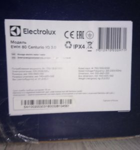 водонагреватель Electrolux EWH 80 Centurio 2.0