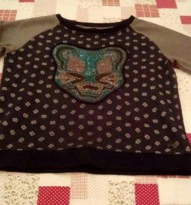 Новая кофта (свитер)