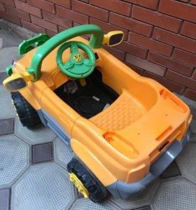 Детский автомобиль с аккумулятором