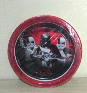 Тарелки Звёздные воины