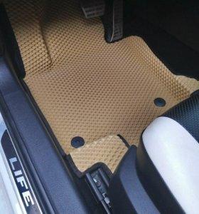 Автомобильные коврики EVA-ART 3D