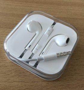 Наушники IPhone EarPods