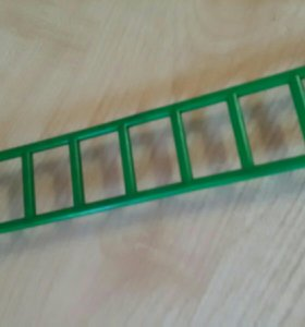 Лесенка пластмассовая для грызунов