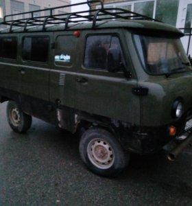 УАЗ 452, 2012