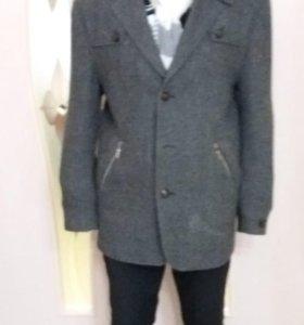 Полу пальто с подстежкой