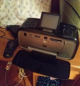 Мини принтер Hp