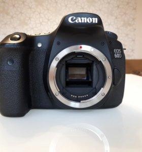 Продам тушку фотоаппарата Canon 60D
