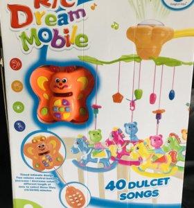 Детская мобиль в идеальном состоянии