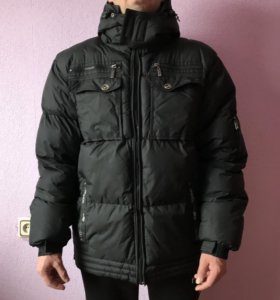 Куртка, пуховик новая 52-54р-р непромокаемая